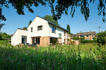 York Passivhaus - Meadow Garden